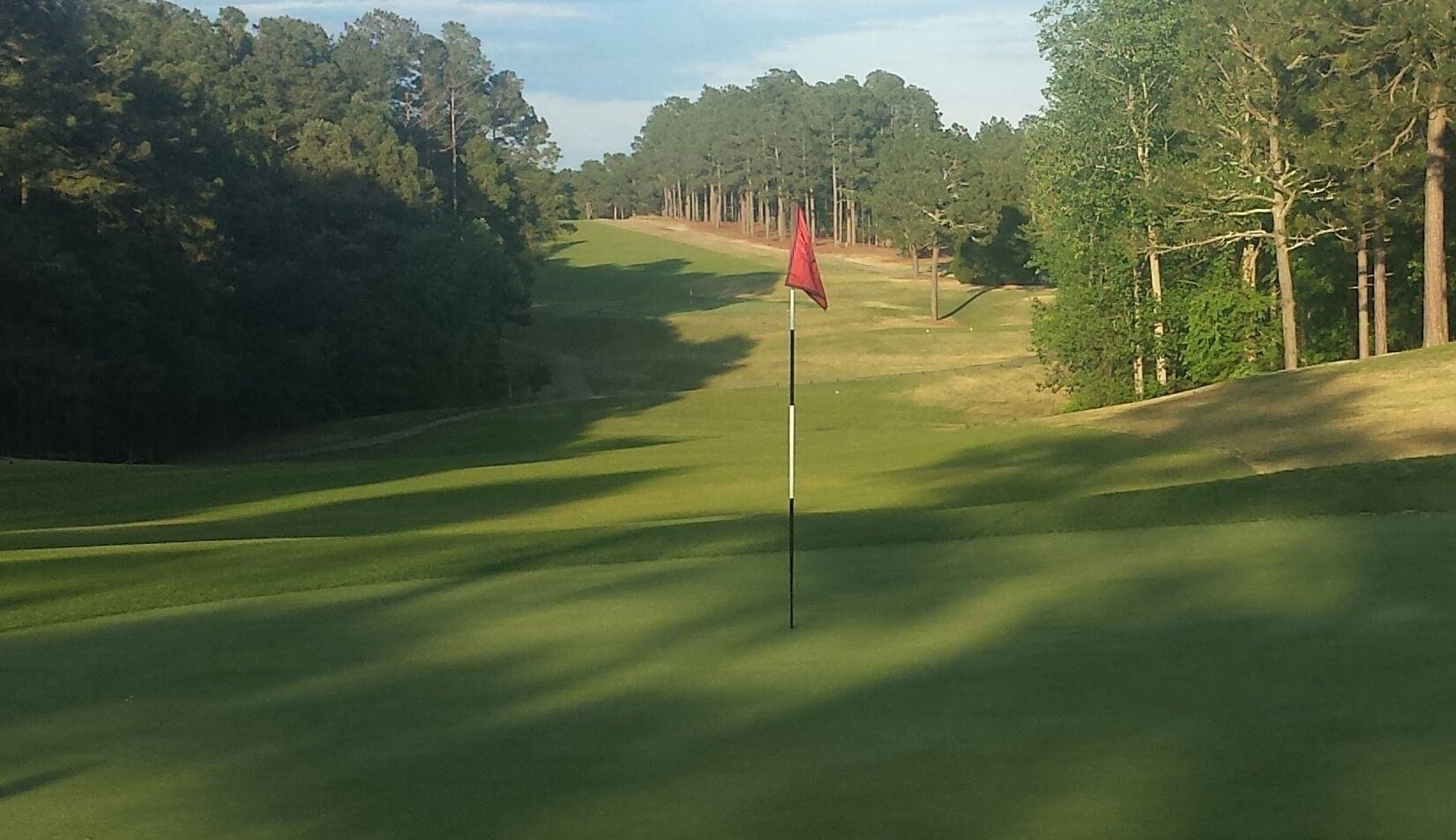 Seven Lakes NC Golf