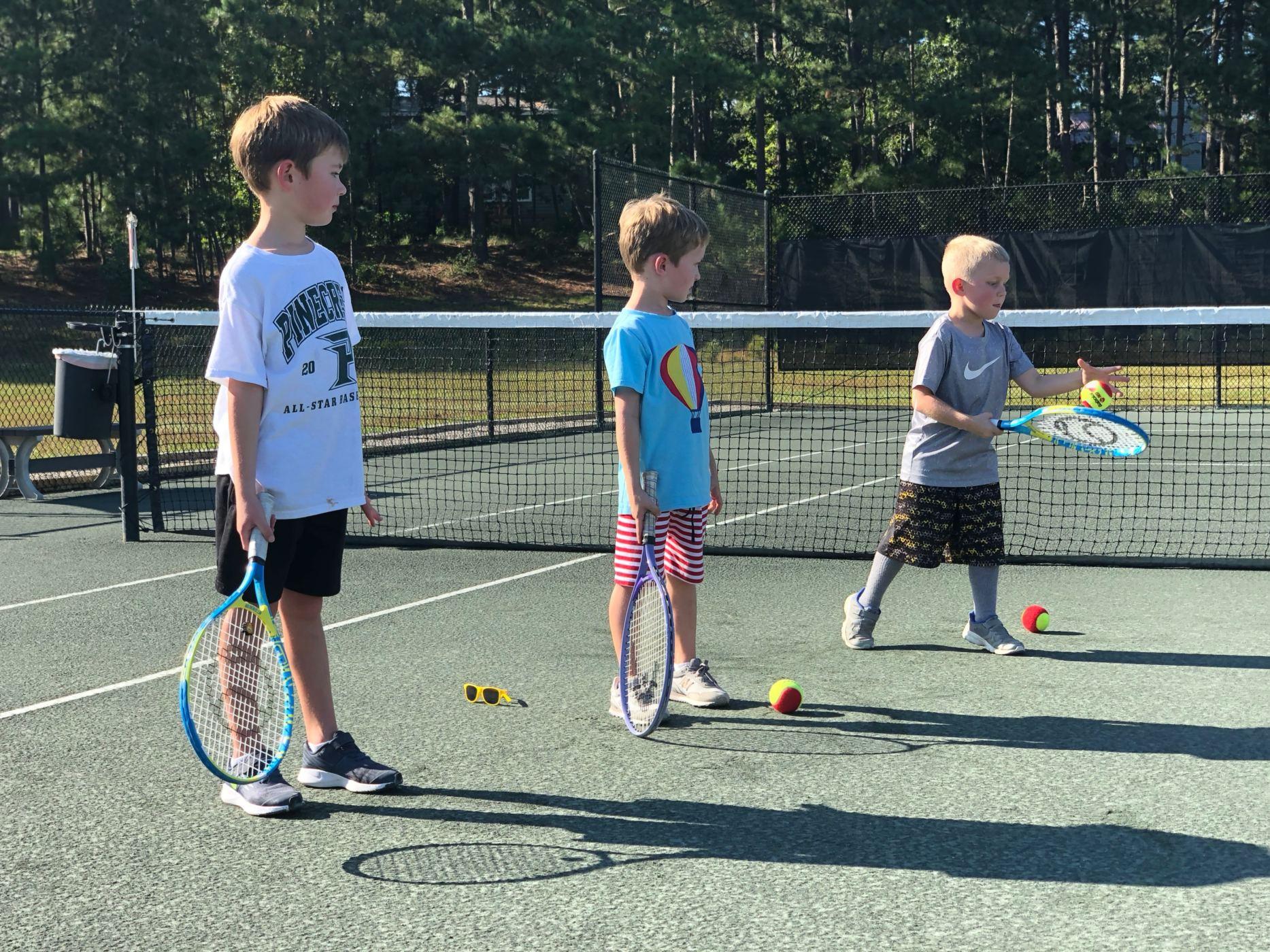 Seven Lakes Tennis